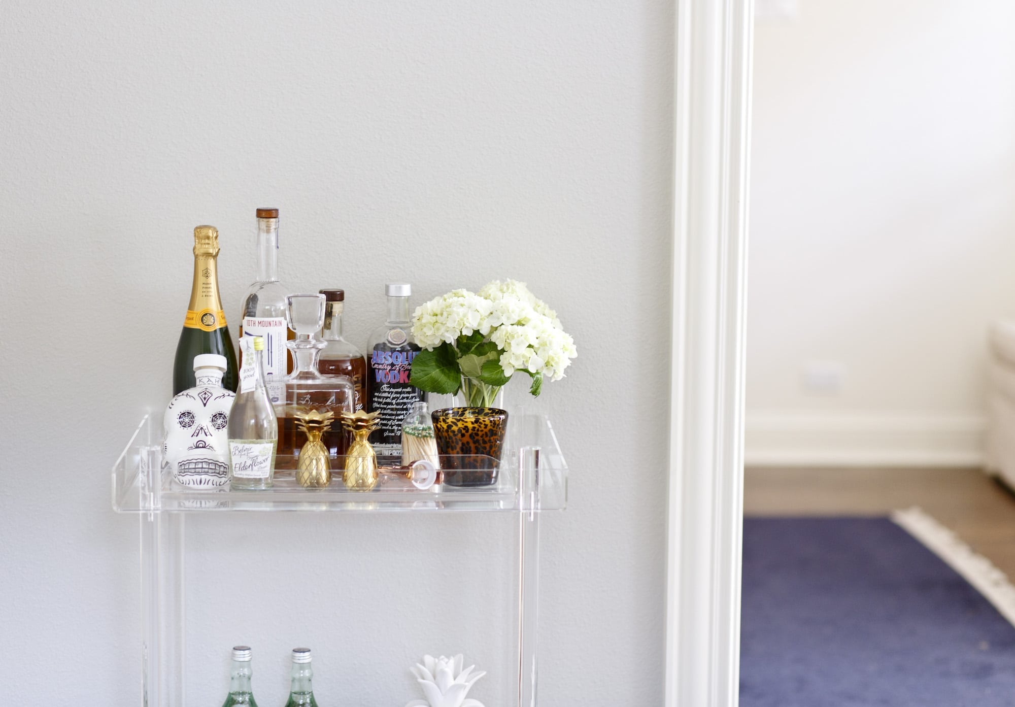 What to put on a barcart