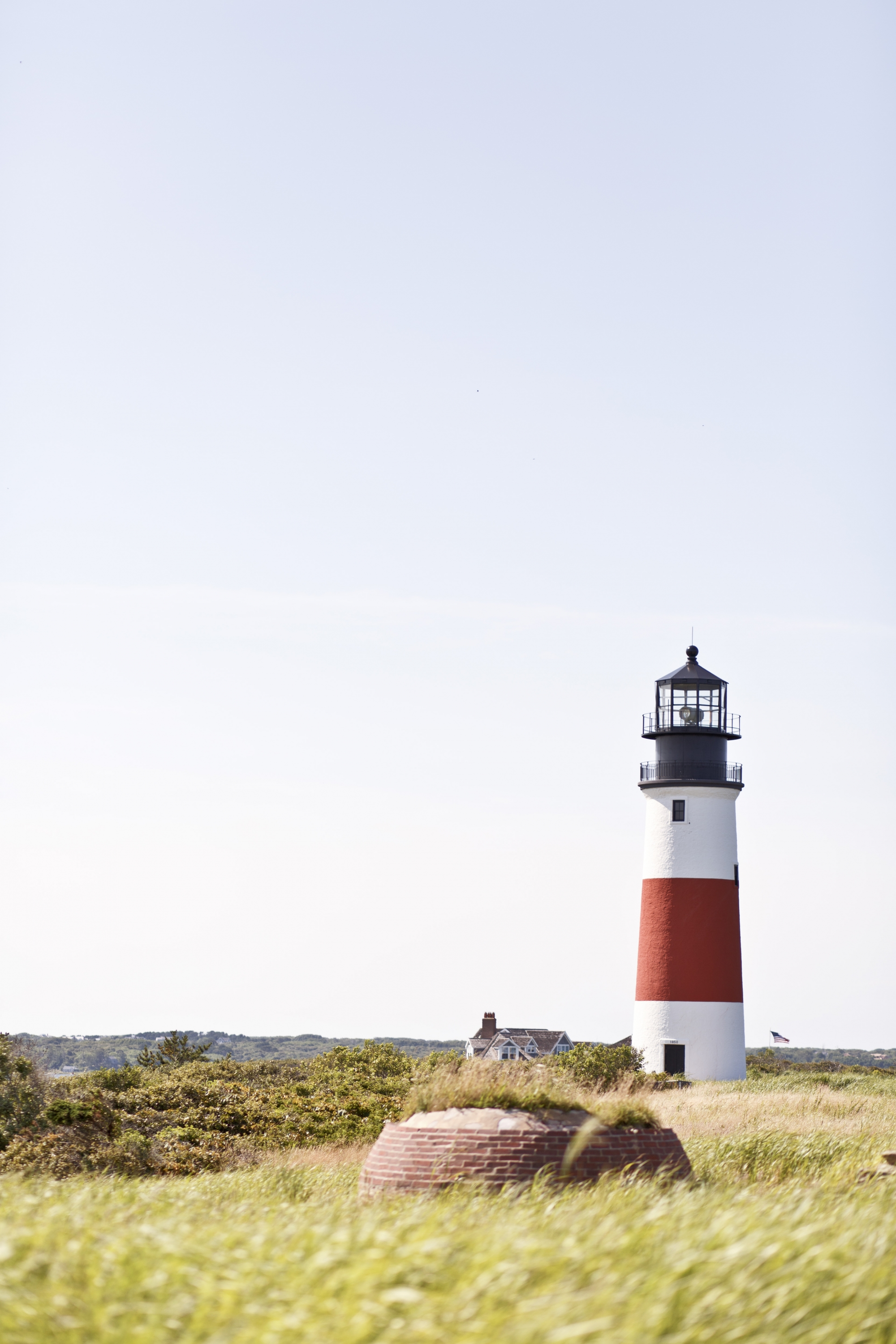 Sankaty Lighthouse on Nantucket