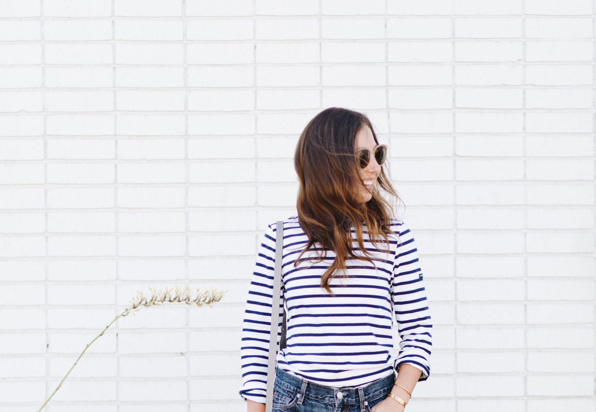 Saint James Striped Tee