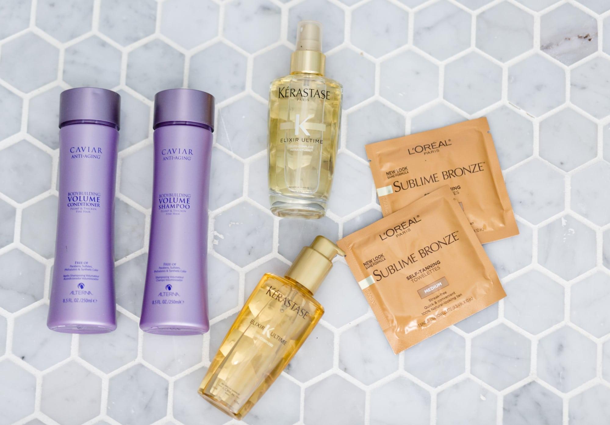 Alterna Hair Care and Kerastase