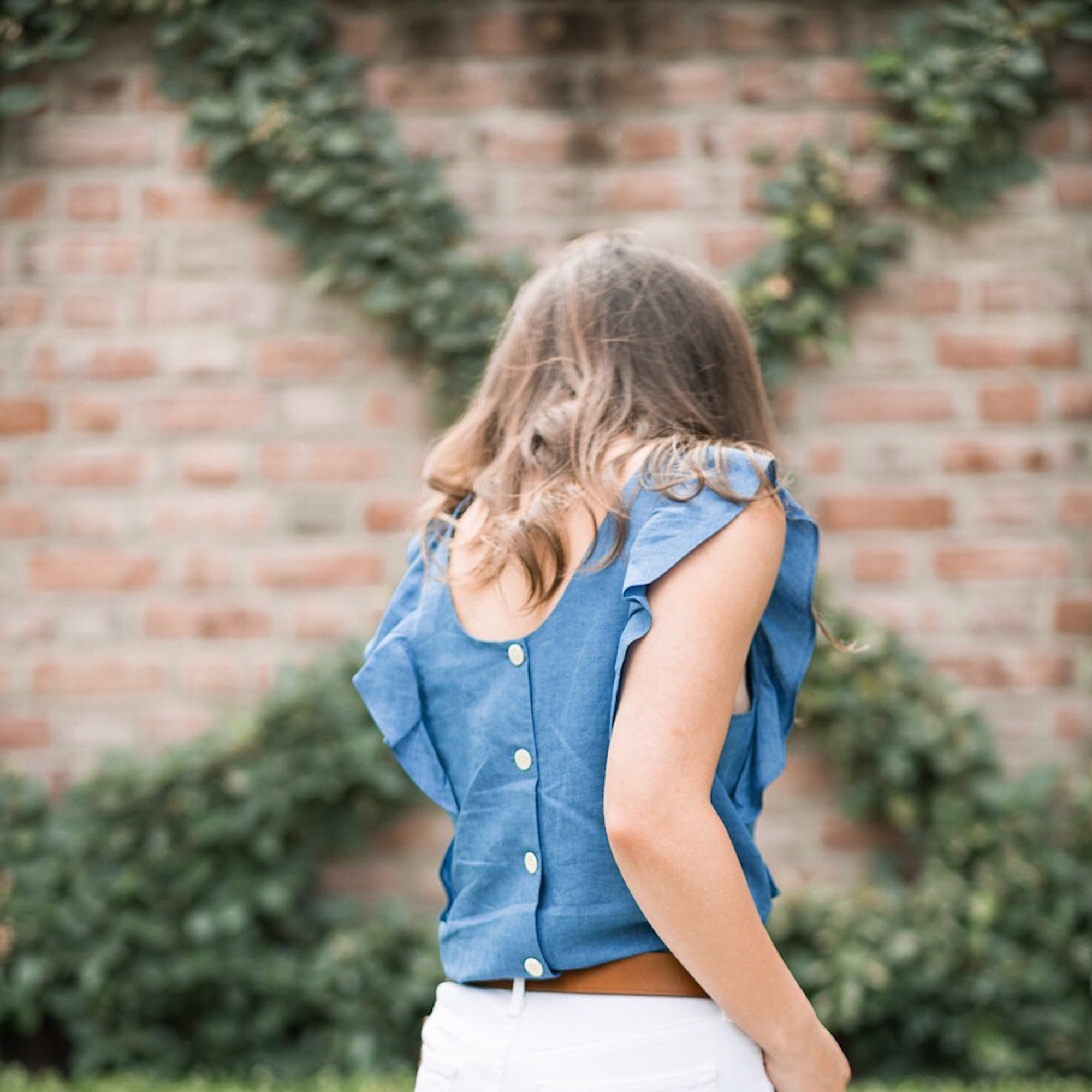 MIH Jeans Top