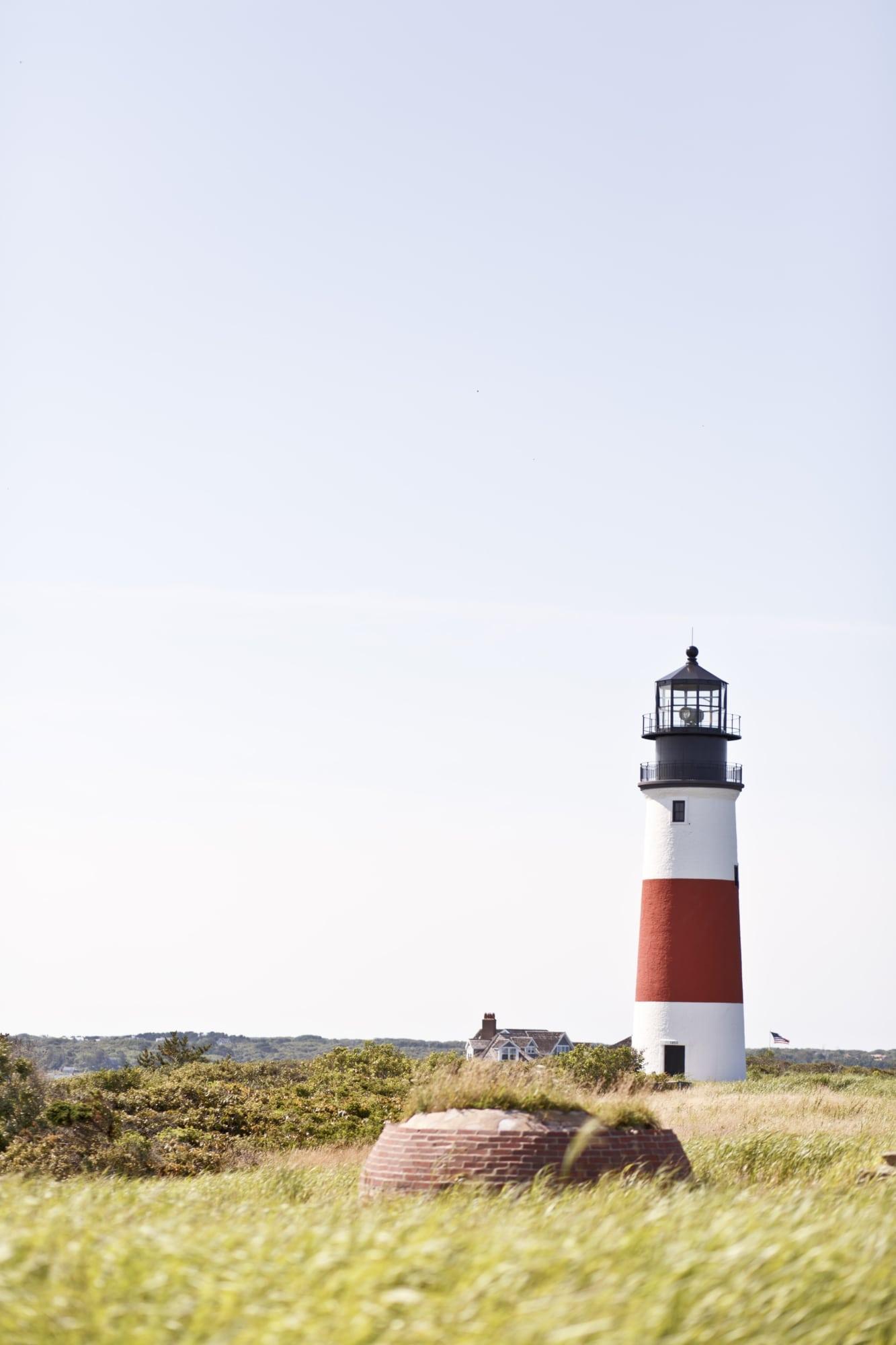 Sankaty Lighthouse on Nantucket