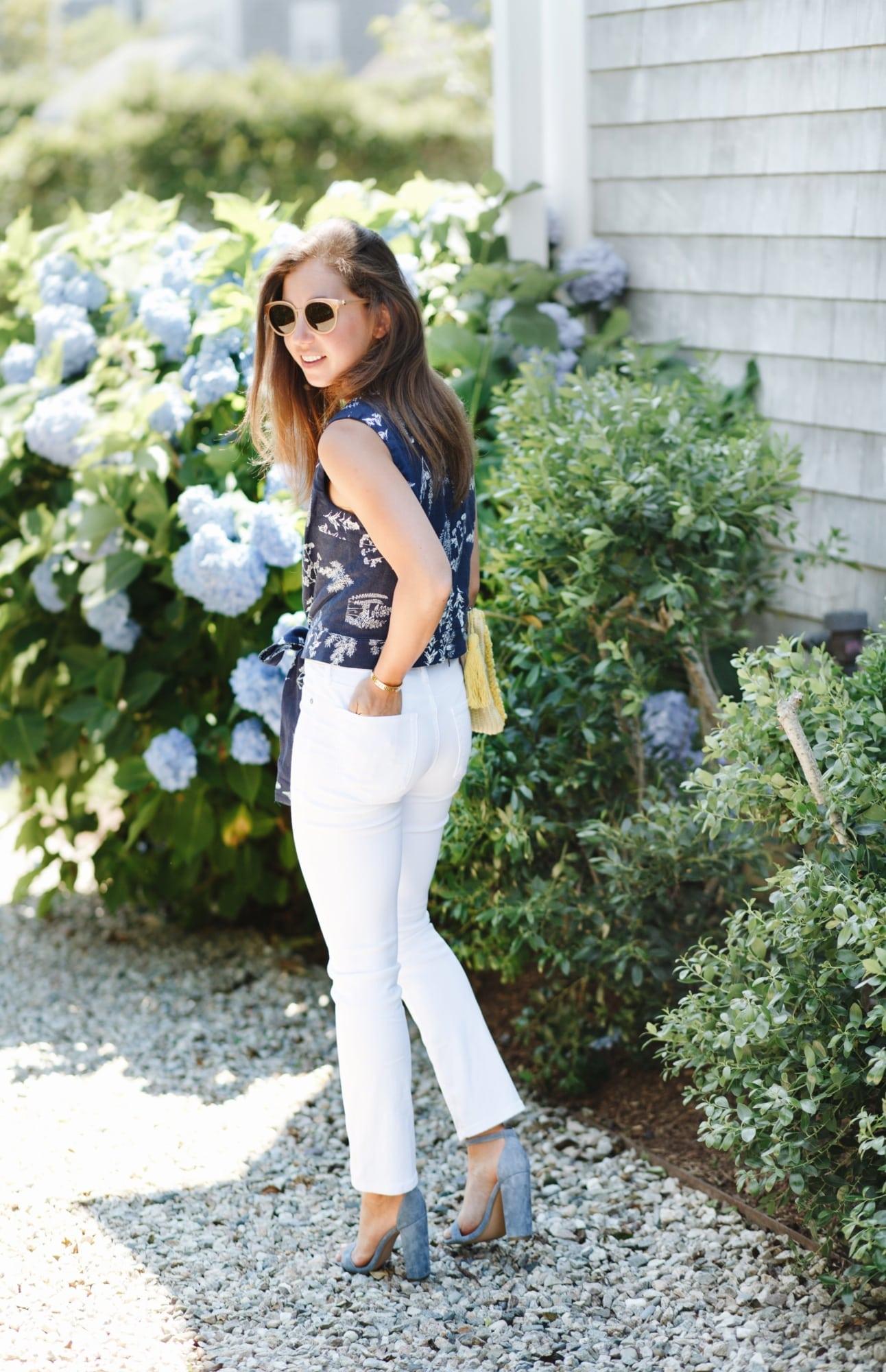 Jodi Crop Jeans from Nantucket