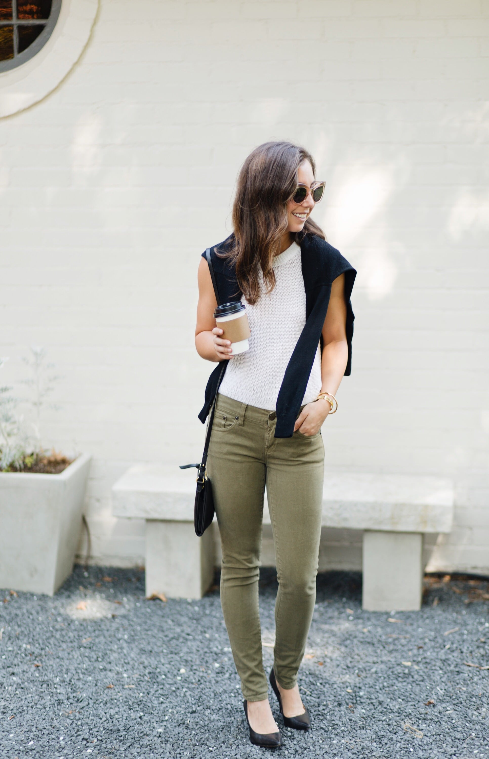 Classic Outfit on A Dash of Details