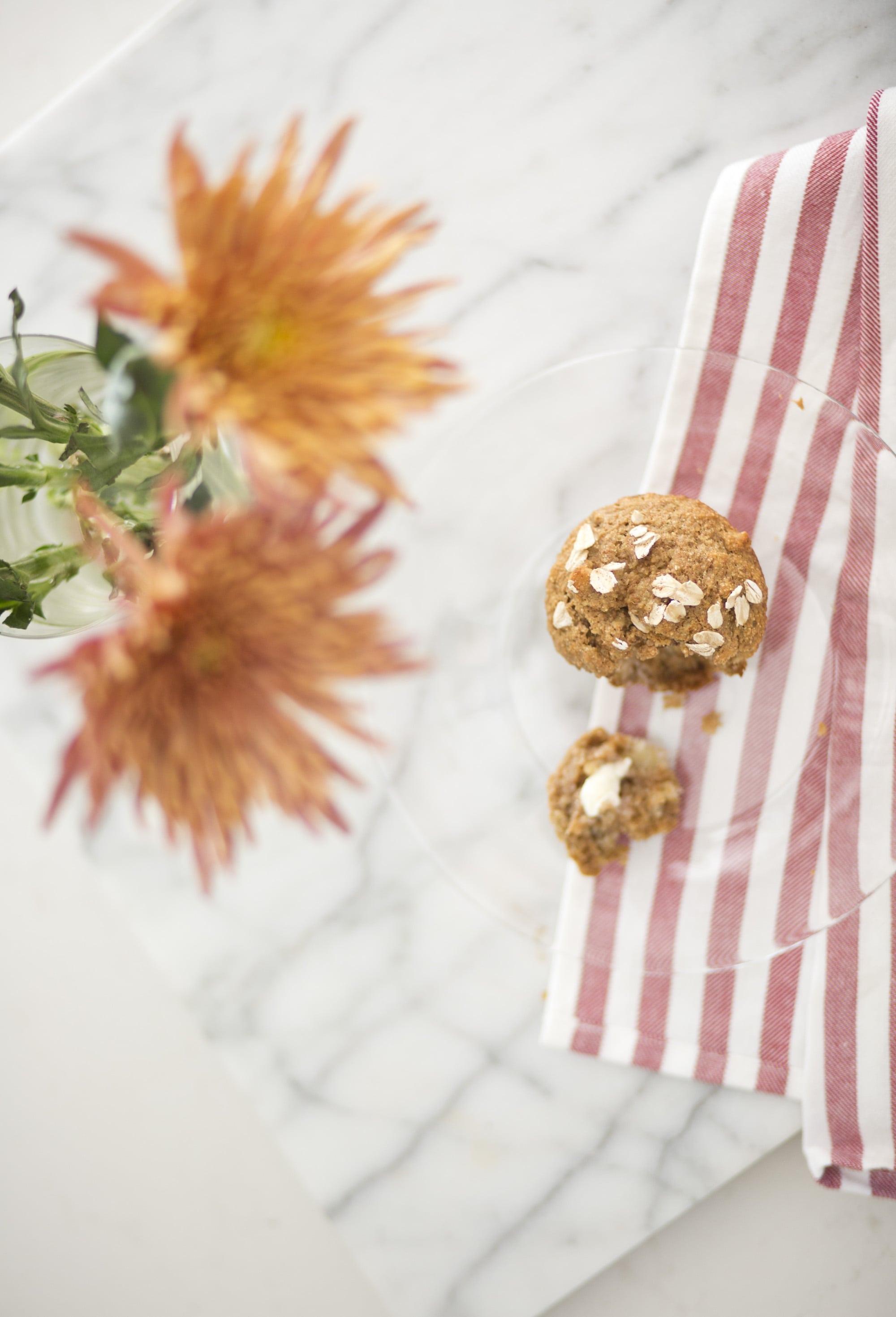 A Dash of Details bakes banana muffins