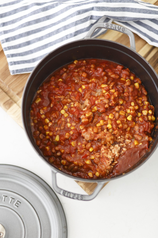Clean Turkey Chili Recipe