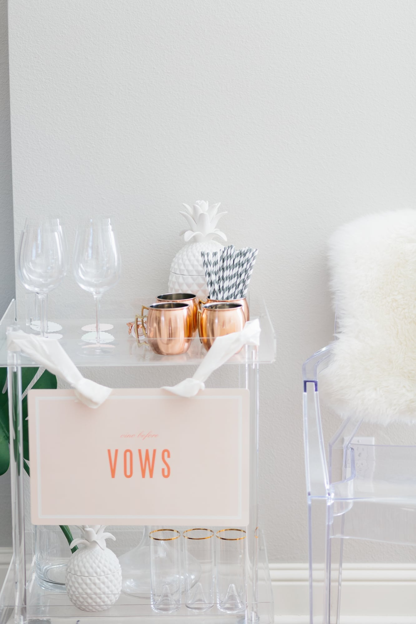 Minted Bachelorette Party