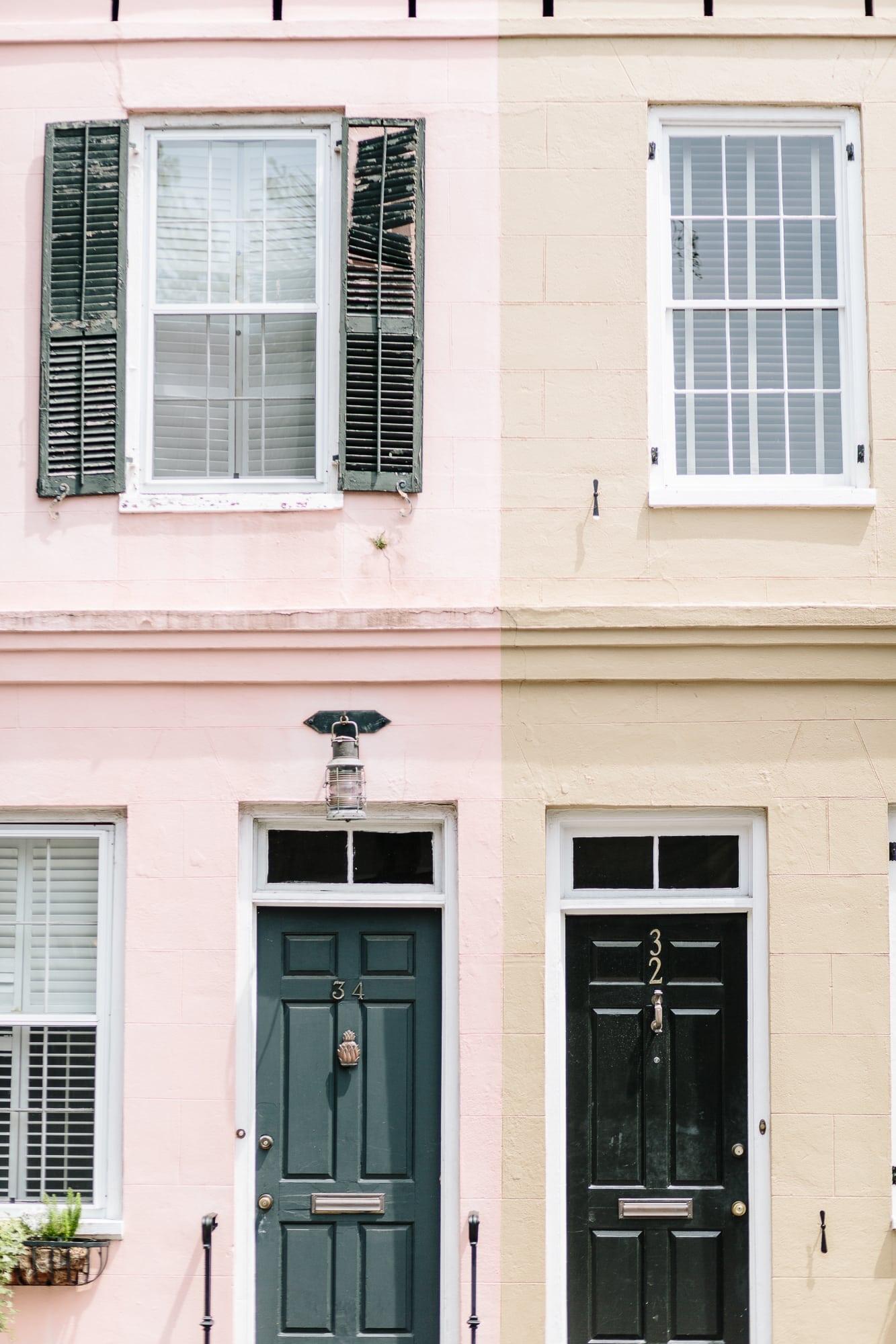 Tradd Street Charleston