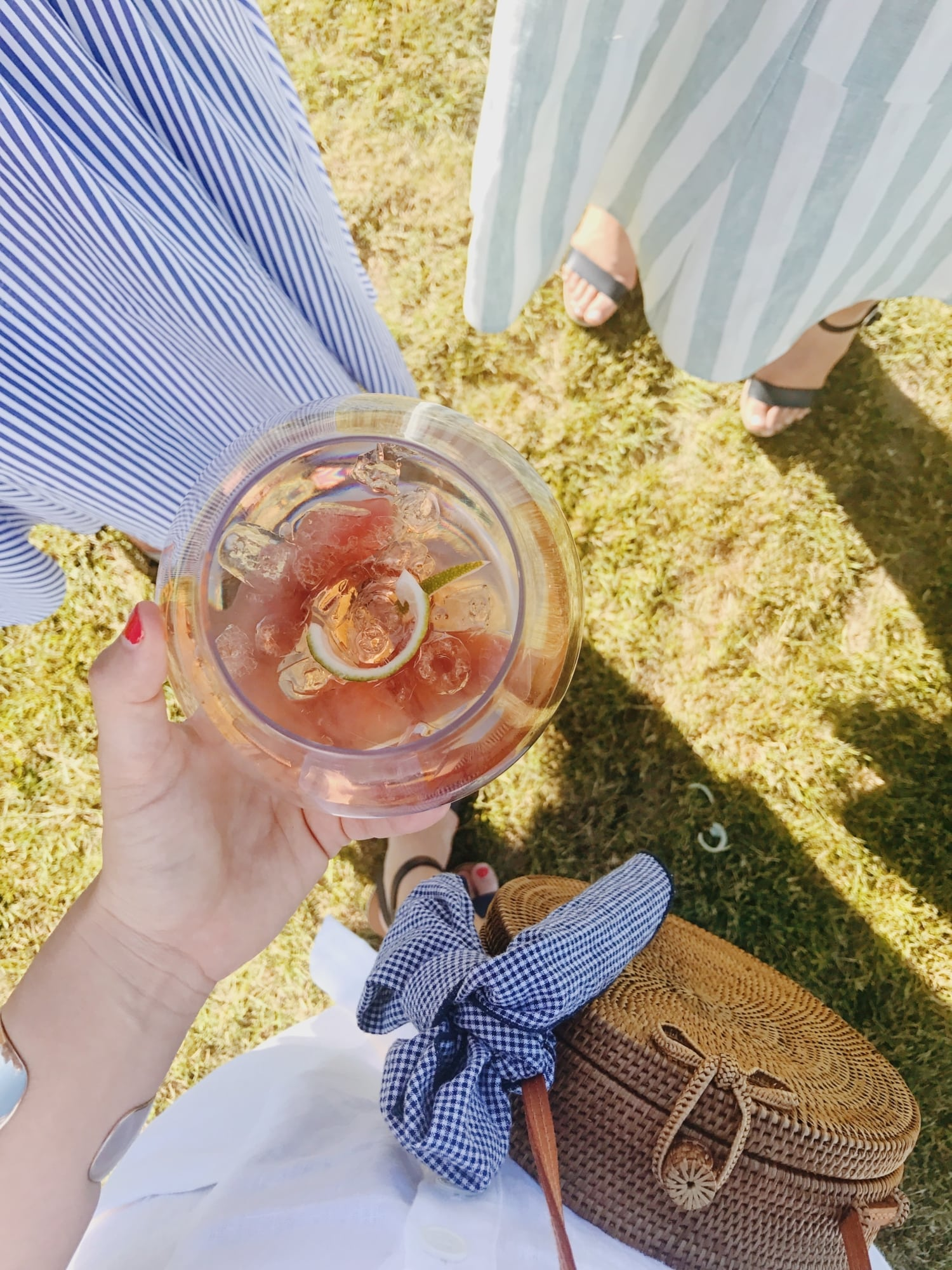 Stomping Divots at the Veuve Clicquot Polo Classic