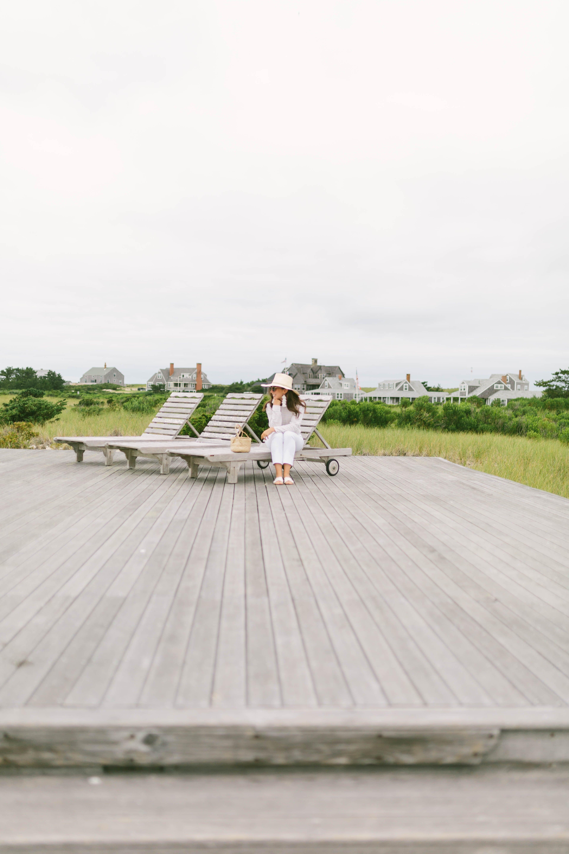 Kule Stripes in Nantucket