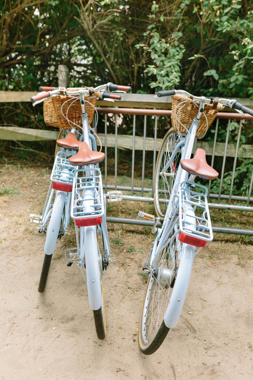Bikes at Steps Beach