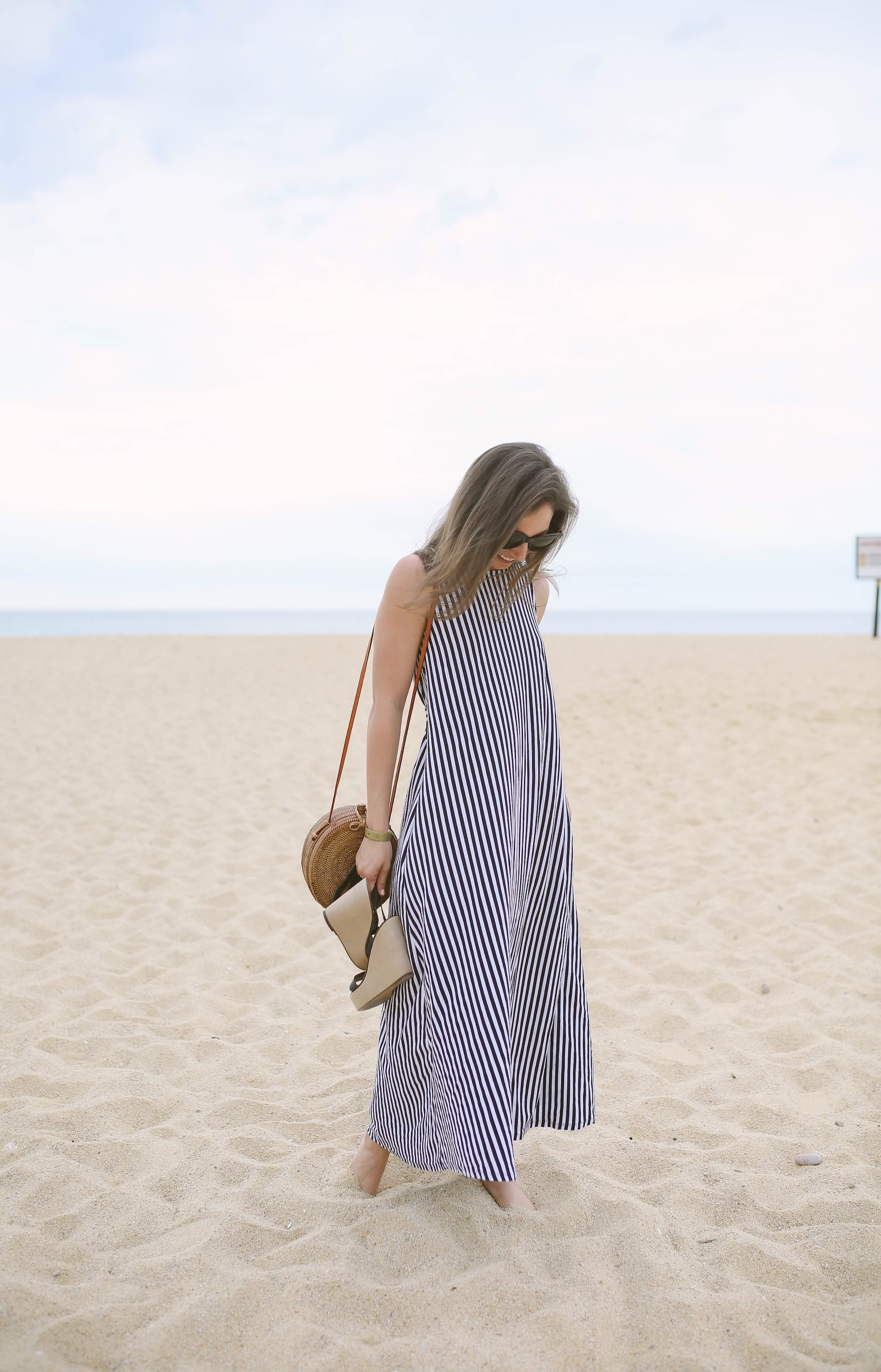 Ali Schilling Stripe Dress